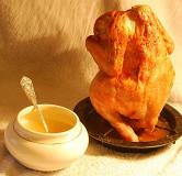18.Курица запеченная целиком на подставке1