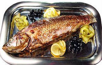 25.Рыба фаршированная КАРП